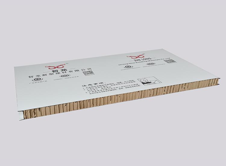 纸蜂窝夹芯板